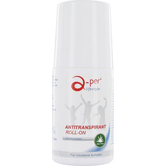 Antitranspirant a-per© contre la transpiration des aisselles