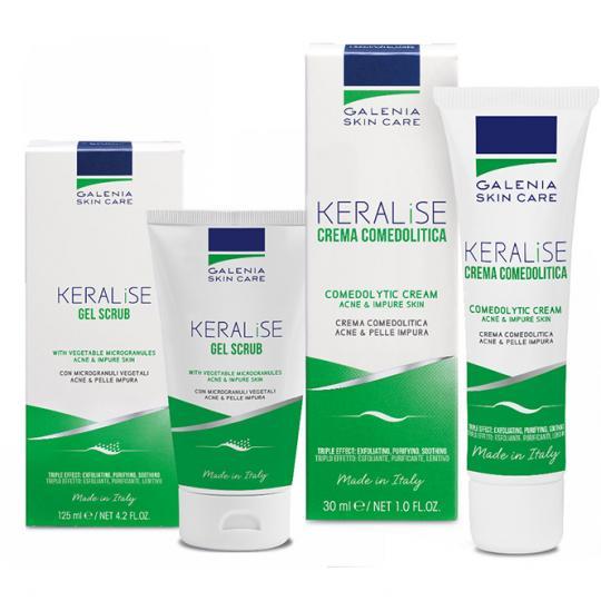 Set pour les peaux grasses et impures Galenia Skin Care®