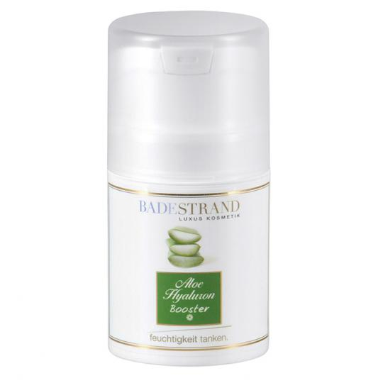 Aloe hyaluronique Booster d'humidité Badestrand Anti-âge