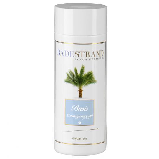 Gel de base nettoyant Badestand pour une élimination douce du maquillage et de la saleté quotidienne