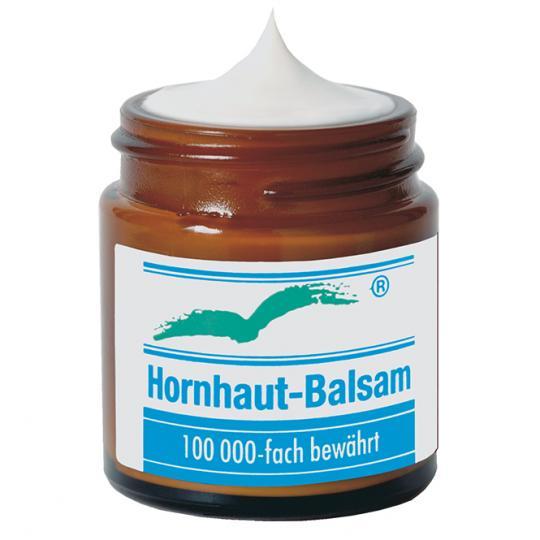 Baume anti-callosités Badestrand contre les callosités - pieds, mains