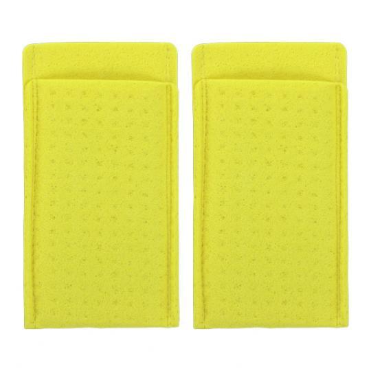 Electrode pour les aisselles contre l'hyperhidrose - accessoires