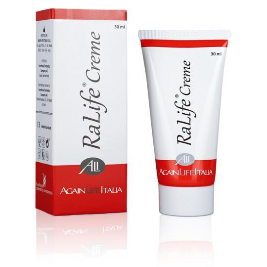 Crème RaLife® pour la peau enflammée - pour visage, nez, zone locale