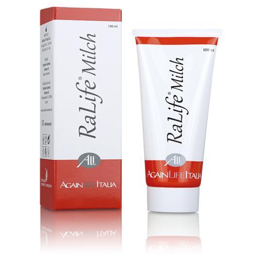 Lait RaLife® pour les problèmes de peau pendant la chimiothérapie