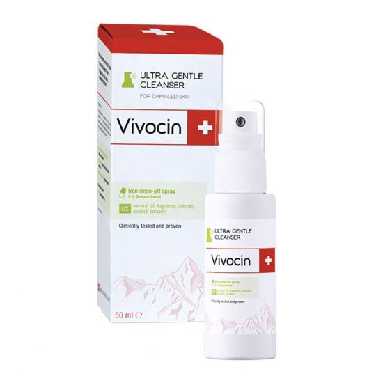 Vivocin Nettoyant ultra doux 50ml